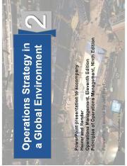 MGMT 189 : Operations Management - University of California,
