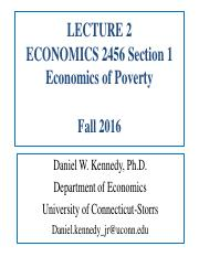 LECTURE 2-Economics of Poverty-FINAL VERSION(1)