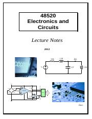 230771237-Electric-Circuits-Notes