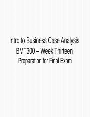 BMT300-  Preparation for Final Exam-Updated.ppt