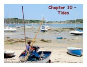Chapter 10 Tides