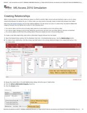 9 - Creating Relationships