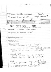 Music Class Notes 9