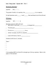 Worksheet Conservation of Momentum Name PHYSICS Fundamentals 2004 ...
