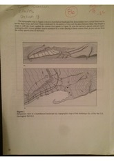 Topographic Map Lab Report