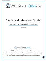 New private equity interview prep pack is here!