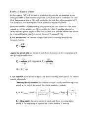 FINA5311Ch6 Notes Formulas Problems with Solutions.docx