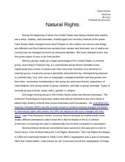 Natural Rights.docx