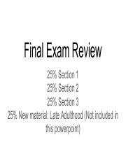 Predominant use study pdf file