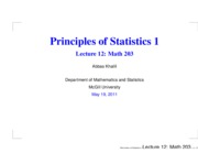 Math 203_Lecture 12