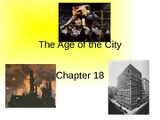 Chapter 18 - The Age of the City