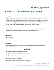 2.3.11 Calculating Property Drainage.docx