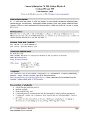 Syllabus PY211-002-003 Fall 2014-4