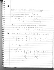 Chapter 2: Streamfunctions, Vorticity, Relative Motion at a Point (Part Two)