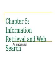 CS583-info-retrieval