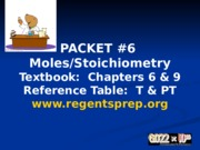 Packet_6_-_Moles_and_Stoichiometry