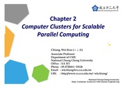CC_2_Computer Clusters for Scalable Parallel Computing_101_0417