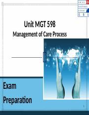 Unit MGT598 Exam Preparation.pptx