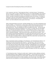 fiction essay engl 102 English 102: introduction to college writing and research statement of mission and course goals english 102 is a course in academic inquiry: in how writers form their own research questions, and in how academic writers enter and respond to an ongoing conversation through sustained research.