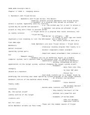 SANS GCIH Excerpts 504 1 txt - SANS GCIH Excerpts 504 1 CHAPTER I