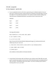 In-Class Assignment - April 18 2016 - Solutions.docx