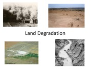 Soil Erosion and Land Degradation PowerPoint