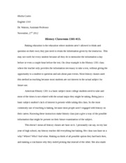 Declaration Of Conscience Essay  Sofia Cortes English  Dr  Essay