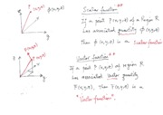 Notes on Directional Derivates