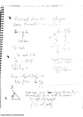 rational kinematics notes