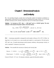 Ch-5-Solutions-White-Fluid-Mechanics-7th-Ed