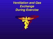 Ventilation and Gas Exchange part 1