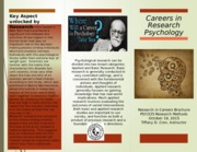 Psychologist career research paper