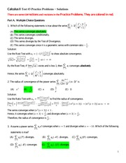 Solutions to 1062 Practice Test 3 2014FS