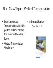 Vertical Transportation 2016(1) (1).pptx