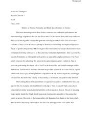 Madison Thompson - Sula Final Close Read Paper.docx