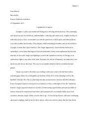 The Jungle Essay.docx