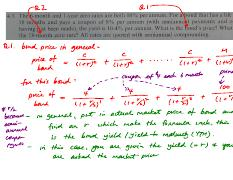 Practice Questions For Lectures 1 2 3 With Answer 01