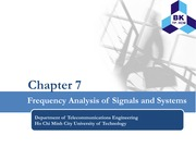 DSP-Lec 07-Frequency Analysis of Signals and Systems