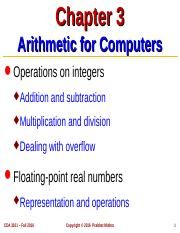 Arithmetic Chapter Notes.ppt
