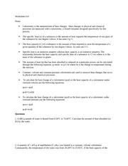 Questions 1 Chang 15 A sample of nitrogen gas expands in volume ...