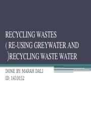 RECYCLING WASTES PRESENTATION.pptx