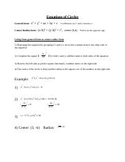 Equations of Circles.docx
