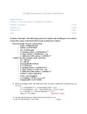 CE 2810 Homework 11 Solutions and Rubrics.pdf