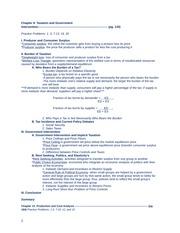 ECON 102 - Introduction to Economics - II