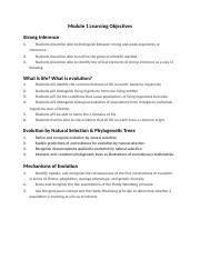 Learning Objectives Module 1.docx