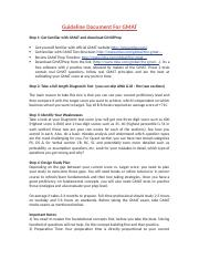 Guideline - How to prepare for GMAT.docx