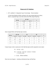 HW11 Solutions
