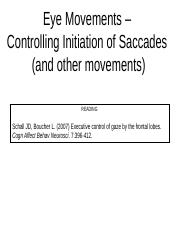 Countermanding saccades REVISED (3)
