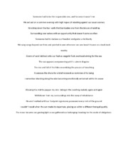 Narrative Poem Study Resources