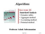 13-Amortized-Analysis